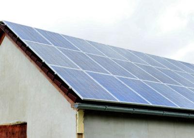 FVE 9,25 kWp