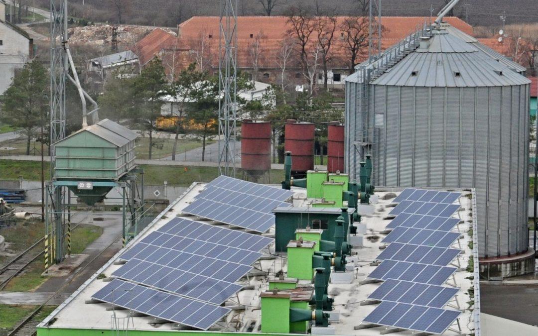 FVE 140 kWp