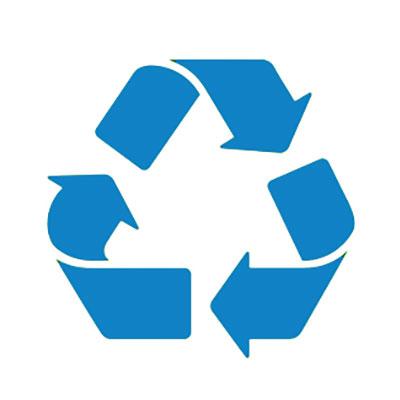 FVE je recyklovatelná