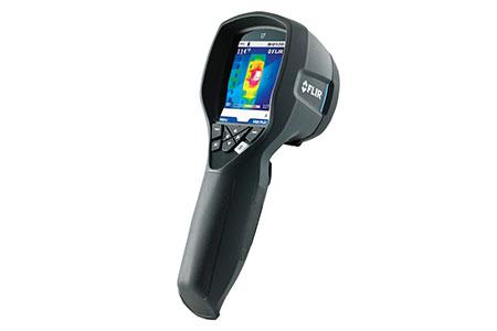 měření termokamerou